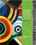 Quality and Performance Excellence, International Edition
