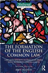 Formation of the English Common Law