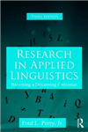 Research in Applied Linguistics