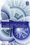 Essentials of Managing Programmes