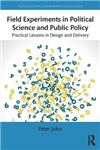 Field Experiments in Political Science and Public Policy