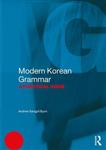 Modern Korean Grammar