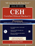 CEH Certified Ethical Hacker All-in-One Exam Guide, Premium
