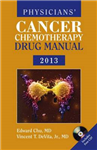 Physician's Cancer Chemotherapy Drug Manual 2013