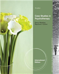 Case Studies in Psychotherapy, International Edition