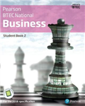 BTEC Nationals Business Student Book 2 + Activebook