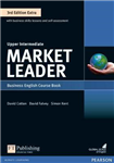 Market Leader 3rd Edition Extra Upper Intermediate Courseboo