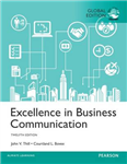 Excellence in Business Communication plus MyBCommLab with Pe