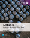 Statistics: Informed Decisions Using Data plus MyStatLab wit