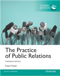 Practice of Public Relations, Global Edition
