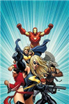 Mighty Avengers By Brian Michael Bendis - The Complete Colle