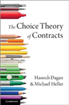 Choice Theory of Contracts