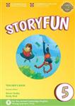 Storyfun 5 Teacher's Book with Audio