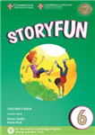 Storyfun 6 Teacher's Book with Audio