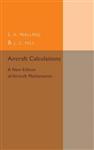 Aircraft Calculations: A New Edition of Aircraft Mathematics