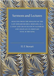 Sermons and Lectures: Selected from the Remains of the Late Edward Russell Bernard, M.A., Canon and Chancellor of Salisbury and Chaplain in Ordinary to H. M. The King