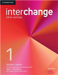 Interchange Level 1 Teacher's Edition with Complete Assessme