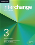 Interchange Level 3 Teacher's Edition with Complete Assessme