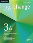Interchange Level 3A Full Contact with Online Self-Study