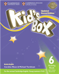 Kid's Box Level 6 Activity Book with Online Resources Britis