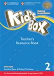 Kid\'s Box Level 2 Teacher\'s Resource Book with Online Audio British English