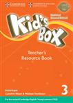 Kid\'s Box Level 3 Teacher\'s Resource Book with Online Audio British English