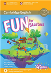 Fun for Starters Student's Book with Online Activities with