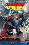 Superman/Wonder Woman Volume 1: Power Couple HC (The New 52)
