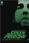 Green Arrow By Jeff Lemire Deluxe Edition HC