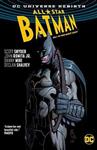 All-Star Batman Vol. 1 My Own Worst Enemy Rebirth
