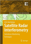 Satellite Radar Interferometry: Subsidence Monitoring Techniques