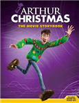 Arthur Christmas the Movie Storybook