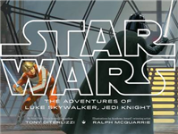 The Adventures of Luke Sykwalker, Jedi Knight