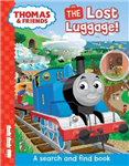 Thomas & Friends: The Lost Luggage A search and find book