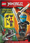 LEGO (R) Ninjago: Hands of Time (Activity Book with Minifigu