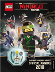 LEGO (R) NINJAGO MOVIE: Official Annual 2018