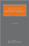 The Law of Product Liability (Part of the Butterworths Common Law Series)
