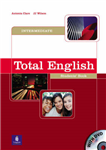 Total English Intermediate Students\' Book and DVD Pack
