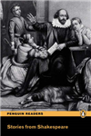 PLPR3:Stories from Shakespeare Bk/CD Pack
