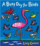 Busy Day for Birds