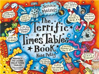 Terrific Times Tables Book