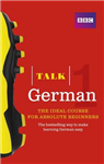 Talk German 1 Book/CD Pack