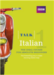 Talk Italian 1 Book/CD Pack