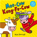 Moo Cow, Kung-fu Cow