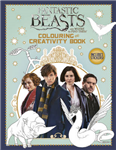 Fantastic Beasts and Where to Find Them: Colouring and Creat