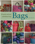 Knit and Felt Bags