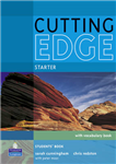 Cutting Edge Starter Student\'s Book (Standalone)