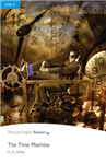 Level 4: The Time Machine Book and MP3 Pack