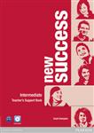 New Success Intermediate Teacher\'s Book & DVD-ROM Pack