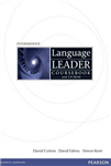 Language Leader Intermediate Coursebook and CD-Rom and MyLab Pack (compound)